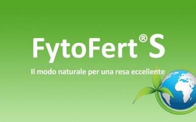 Fytofert S, il modo naturale per una resa eccellente